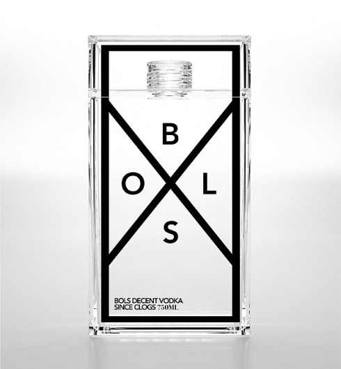 MASH - PURVEYORS OF THE FINE - ART DIRECTION & DESIGN - BOLS 1575 #design #graphic
