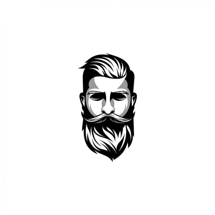 #logotix from @kribbox – Beard