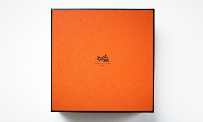 Hermès box - Light Biased by Jonathan Savoie #hermes #box