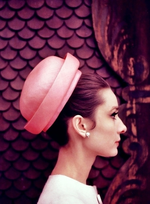 if you want to make love, hats off #hepburn #portrait #photography #film #audrey #beauty