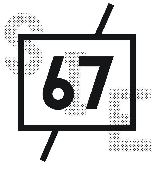 E. G O O D emilychristinegood.tumblr.com #black #exhibition #identity #show #numbers #logo #good #emily
