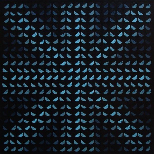 Santiago Salvador Ascui | PICDIT #pattern #design #art #painting #artist