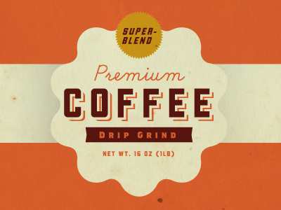 Premium Coffee #wallace #dustin