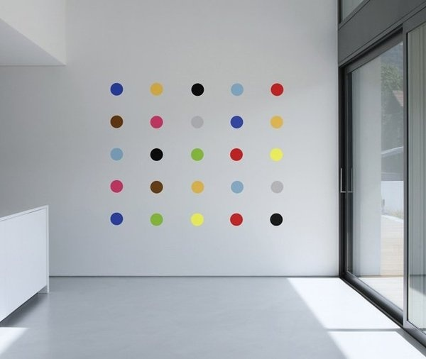 Spots Wall Stickers #decal #design #gadget #home