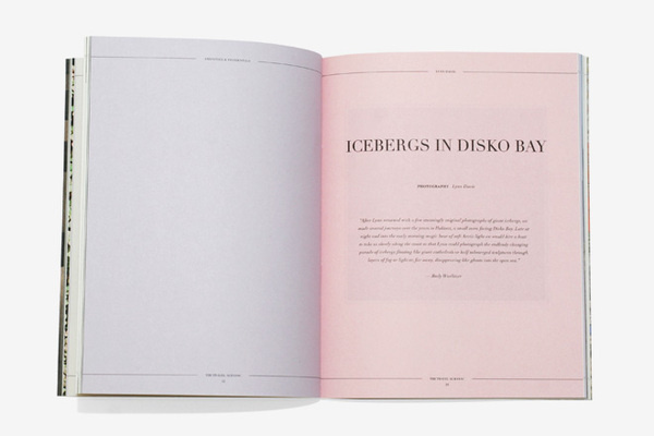 The Travel Almanac Issue Nº4 | HUH. #pubdesign