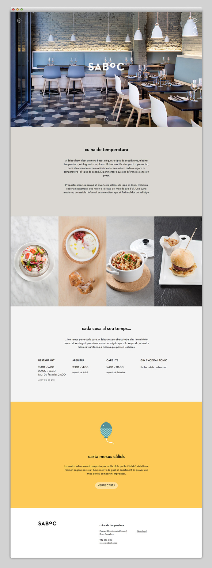 Websites We Love — Showcasing The Best in Web Design #agency #portfolio #design #eat #food #best #website #ui #minimal #webdesign #meal #lunch #web #typography