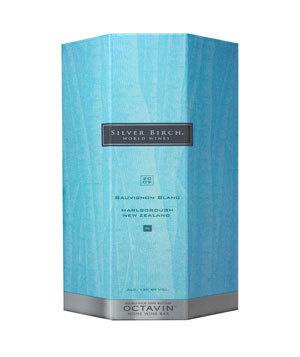 2009 Silver Birch Sauvingnon #wine #package #boxed