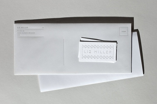 Graphic-ExchanGE - a selection of graphic projects #identity #branding #envelope