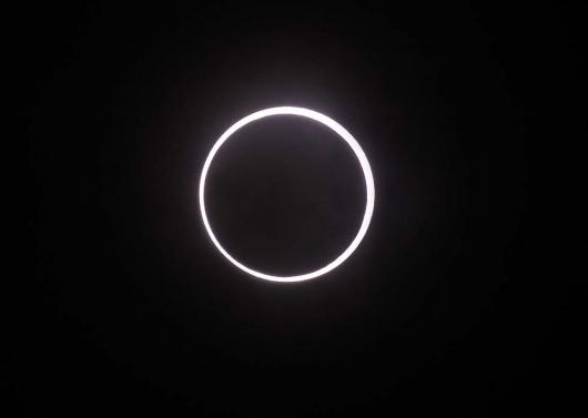 15 gran foto dell'eclissi solare Eclissi di sole anulare – Il Post #eclissis