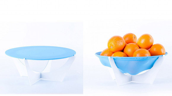 Stretchy bowl #kitchen #tools