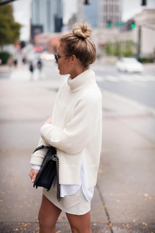 fashion, street fashion, white