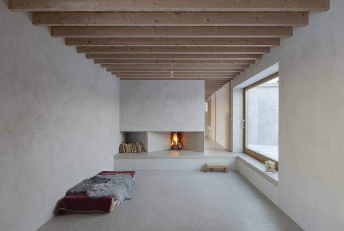 Tham & Videgård Arkitekter: Atrium House - Thisispaper Magazine #interior #architecture #home #wood
