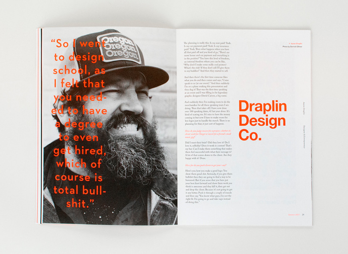 Draplin Design