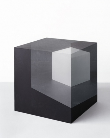 The Visual Mixtape of Ian Murphy #minimalist #space #cube