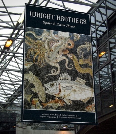 Wright Brothers | Identity Designed #branding