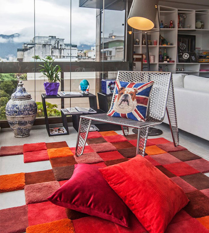 Color Wash: Painting the 2014 Interior Design Forecast