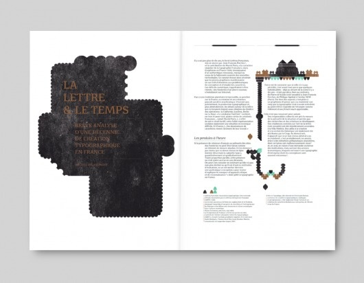 Atelier Müesli – Design graphique #mesli #print #design #type #layout