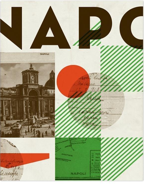 Cafe Di Napoli #graphic design #typography #branding #coffee #italy