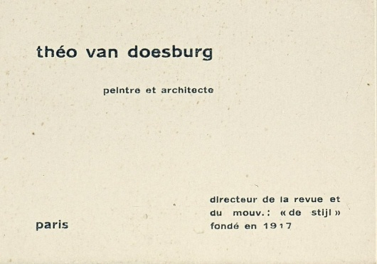 Blog By Edit #vandoesburg #destijl
