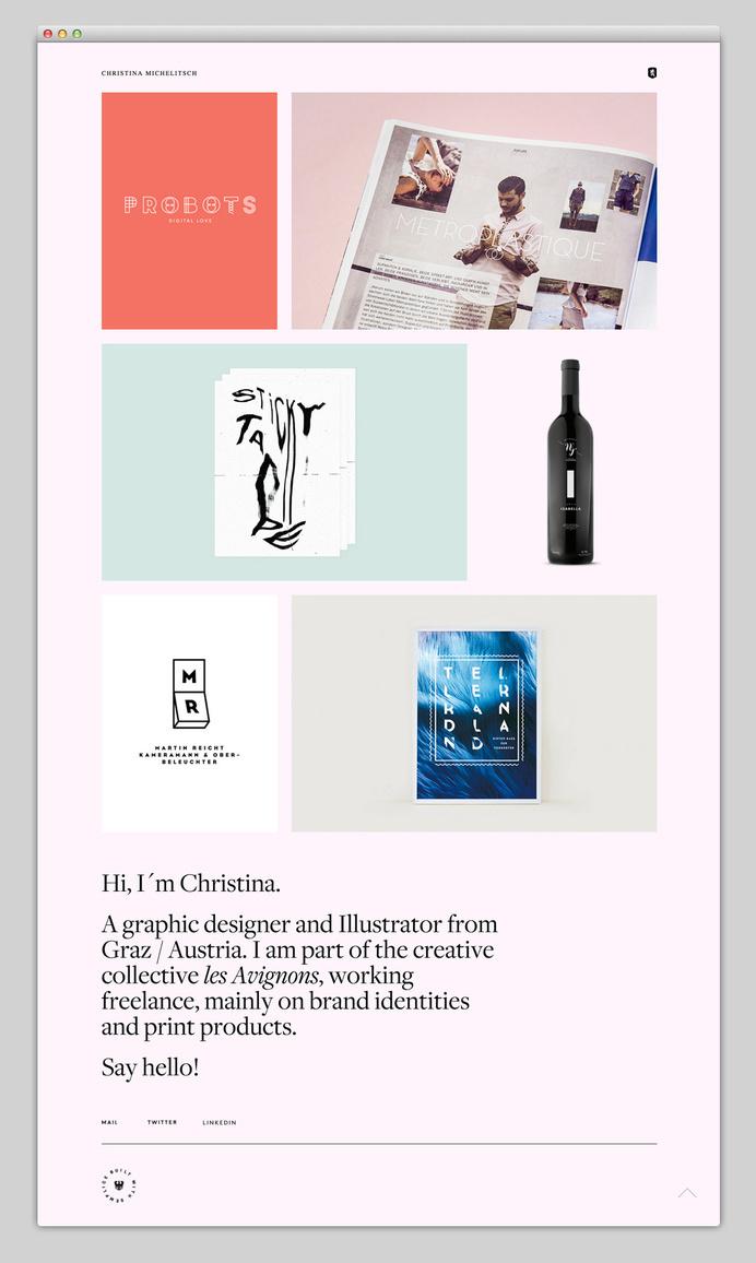 Websites We Love — Showcasing The Best in Web Design #agency #portfolio #design #best #website #ui #minimal #webdesign #web #typography