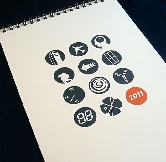 2011 Time Traveler's Calendar - FPO: For Print Only #calendar