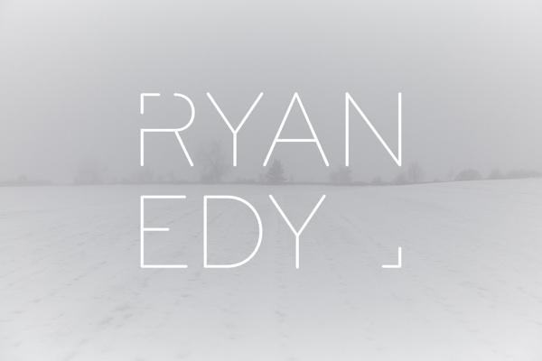 Ryan Edy #identity