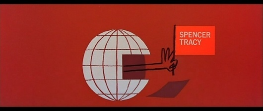 Saul Bass | It's a Mad Mad Mad Mad World (1963) title sequence #bass #saul #design #graphic #illustration #titles #film #typography
