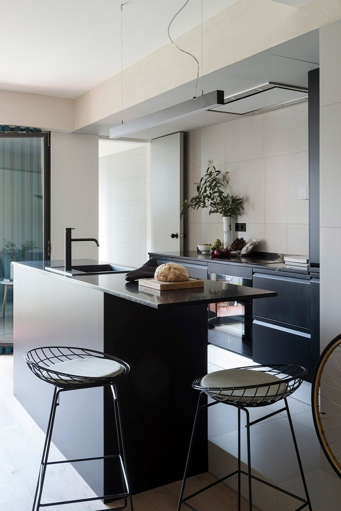 CaSA Has Transformed a Dark Apartment into an Attractive and Open-Spaced Home 6