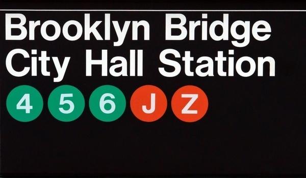 Navigating the New York subway / Design Assembly #signage #ny