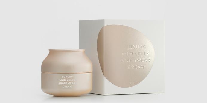 skincare, packaging