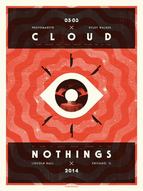Adam Hanson #poster