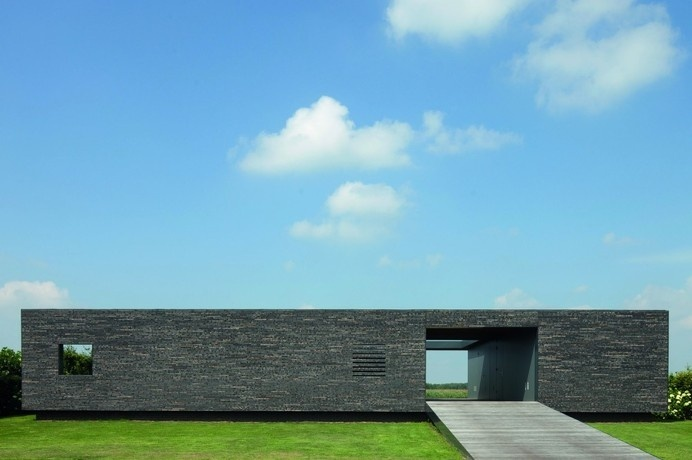 Villa SR / Reitsema and Partners Architects #architecture #netherlands #the