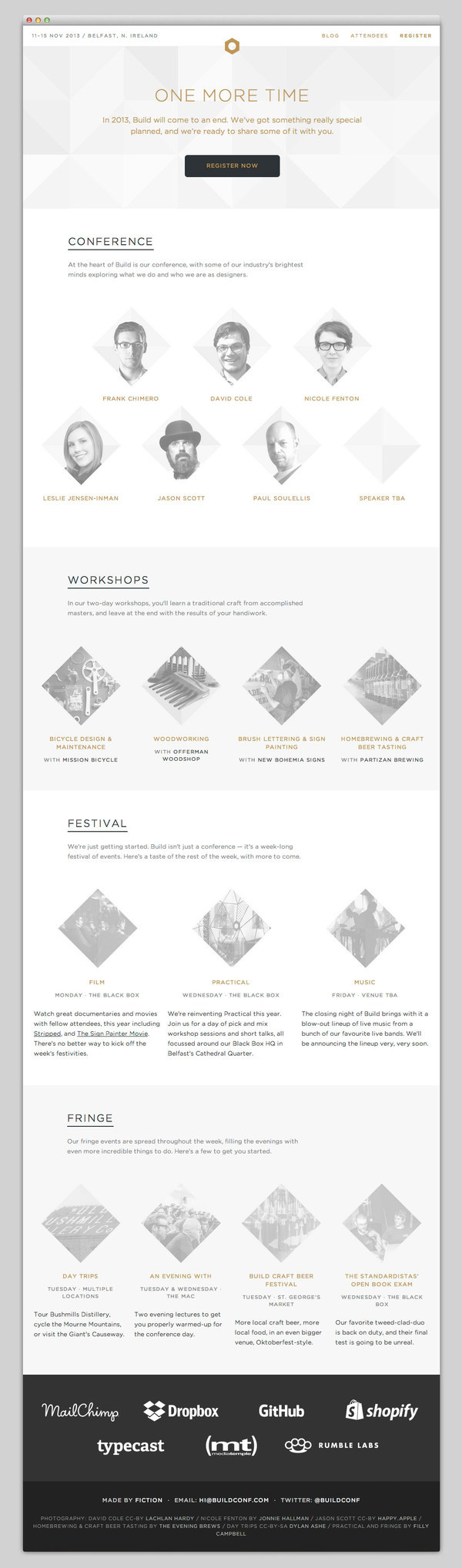 Build 2013 #website #layout #design #web