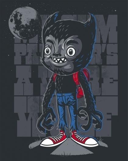 hd_a80f25bd1a86fe50debee4be4e25f230.jpg 1.208×1.521 pixels #werewolf #design #shirt #rusc #illustration #rubens #scarelli