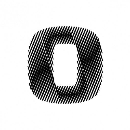 Fast Company Typography - 2011 on the Behance Network #line #typography