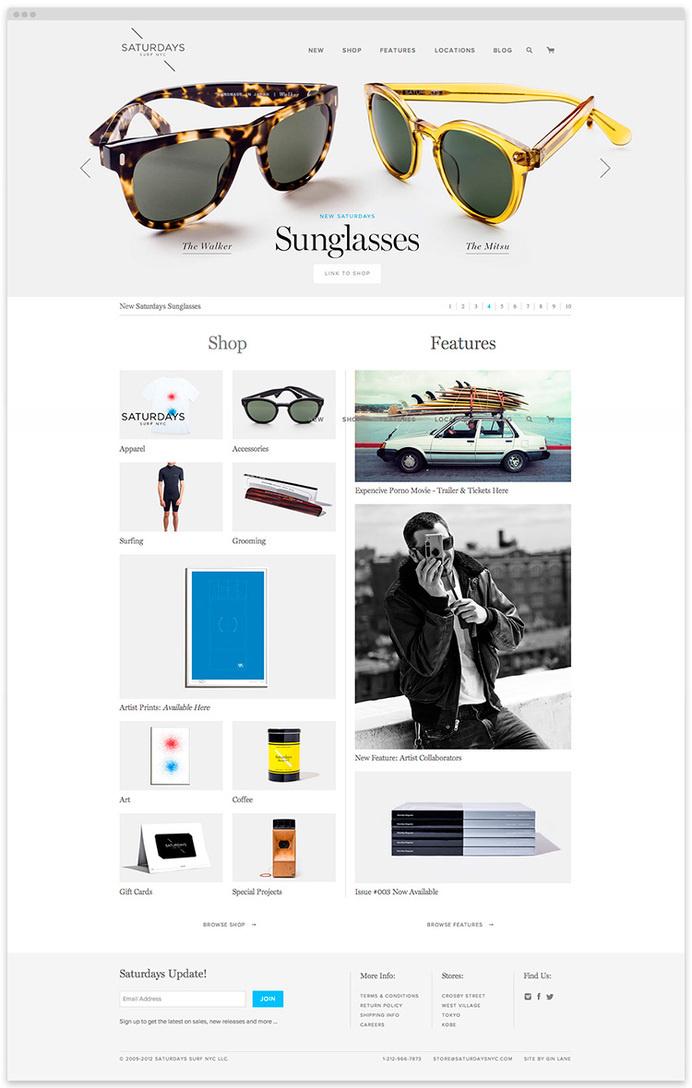 Saturdays nyc on wow-web #wow-web #shop #design #website #web #online