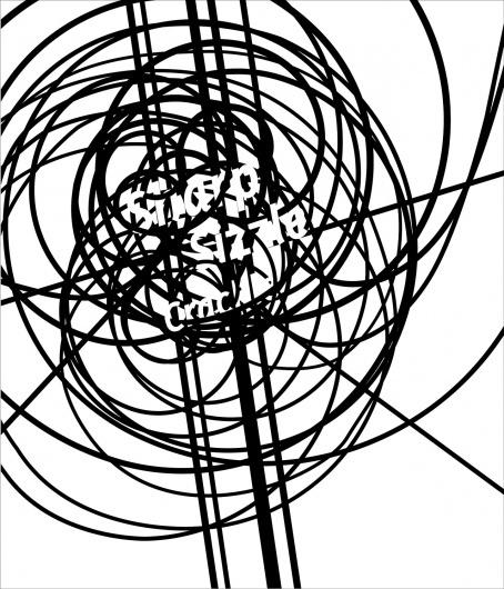 tumblr_lz3tfviOeg1qevjafo4_1280.jpg (1280×1494) #sharp #vector #crack #sizzle #typography
