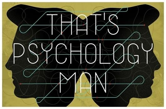 psychology.jpg (JPEG Image, 700×460 pixels) #lettering #design #graphic #illustration #type #typography