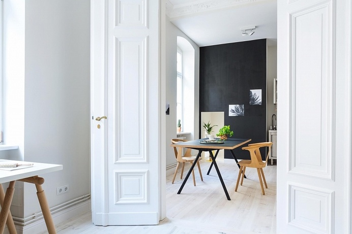 19th-Century Apartment with Interior by Coco Lapine Design