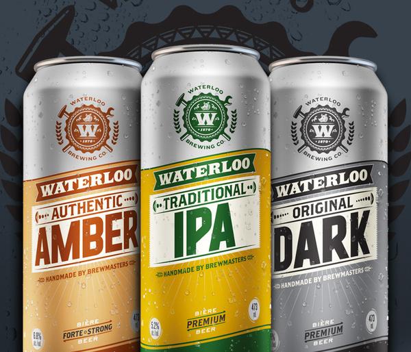lovely package waterloo brewing co 1 #beer #beverage