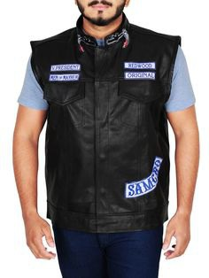 FilmStarLook Offering You Best Product For Helloween in Best Price. So visit Our Online store and purchase your favorite product here. #Hellowen #filmstarlook #sonsofanarchy #leathervast https://bit.ly/2kJoqlF