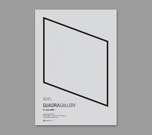 Donna Wearmouth MISTD — Graphic Design #gallery #design #graphic #quadra #poster