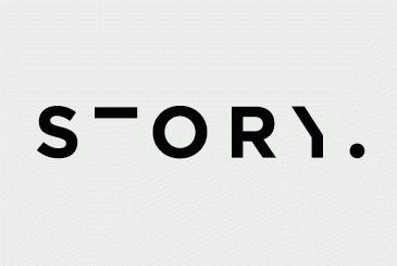 Story. Logo #logo