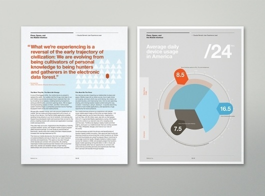 Method 10×10: Edition 4 | September Industry #infographics #helvetica