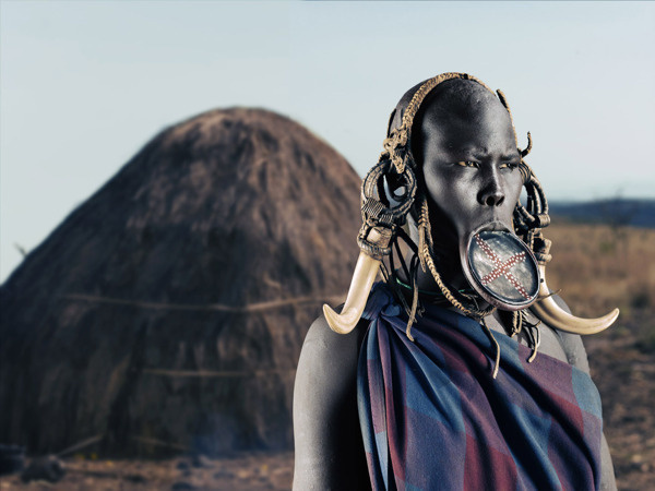 OMO Tribes by Sam Barker #tribe #omo #africa #ethiopia #photography