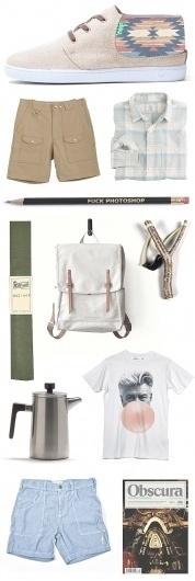 YASLY | Blog Of Man #clothing #shoes #bubble #shorts #tshirt #shirt #photoshop #fashion #pencil