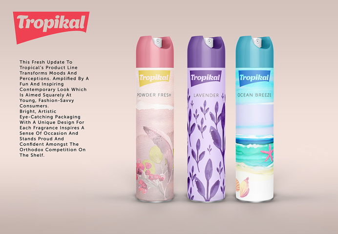 Brand-packaging concept