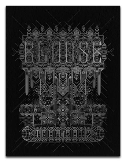 Blouse : Work #blouse #bradley #thomas