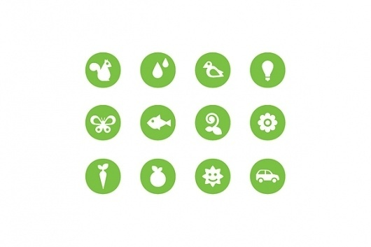 Logos 1 - Sold on the Behance Network #icons #pictograms