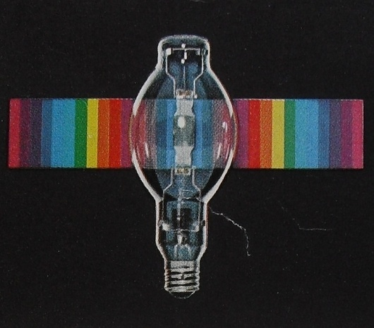 All sizes | 1962 General Telephone and Electric GTE vintage 1960s technology prism light bulb advertisement | Flickr - Photo Sharing! #spectrum #color #light #vintage